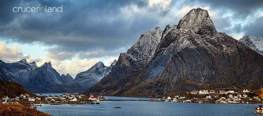 Crucero completo costa Noruega