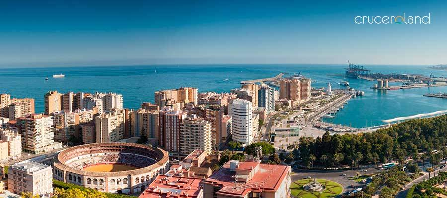 Oferta crucero Italia salida desde Málaga