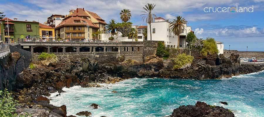 Crucero por España Tenerife