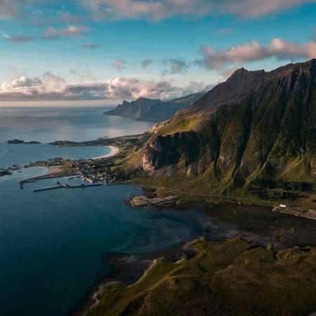 Crucero oferta Noruega de Hurtigruten en 12 días