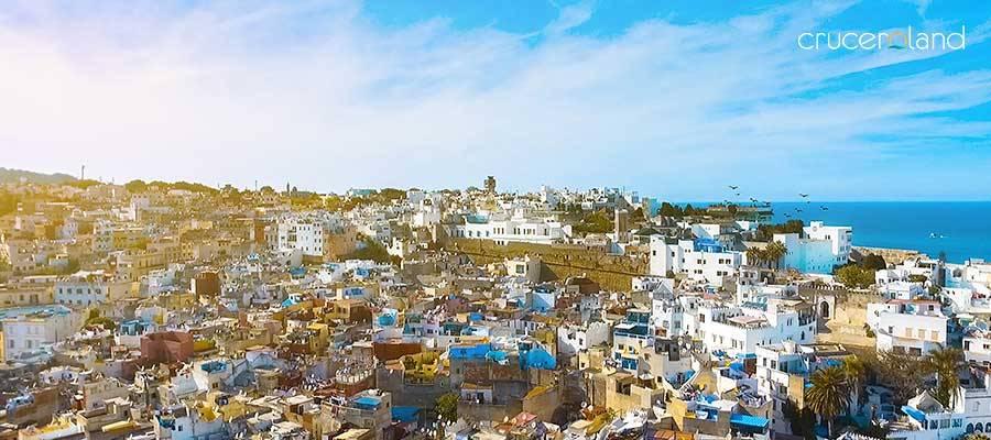 Oferta crucero Marruecos con parada Tanger