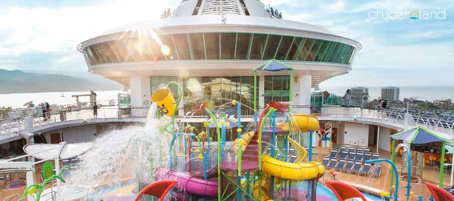 Instalaciones Royal Caribbean