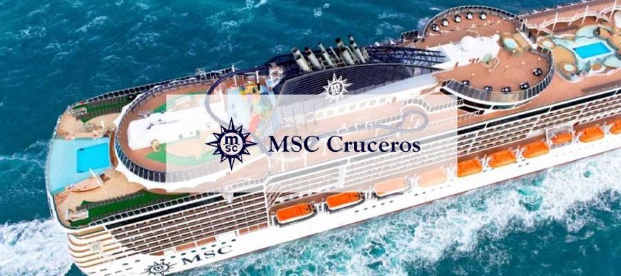 Cruceros MSC cruceros