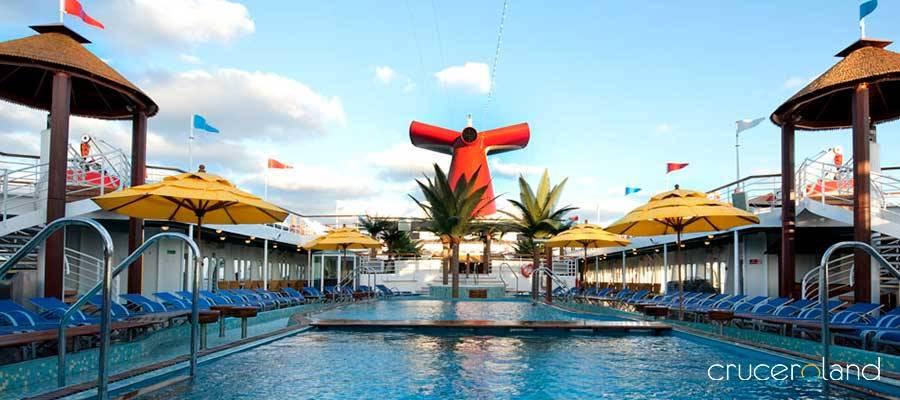 Mini crucero oferta con Carnival Cruises