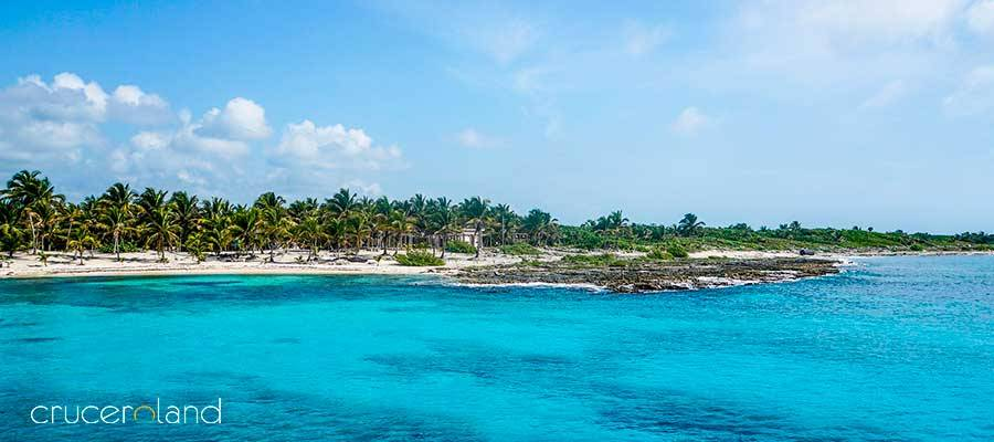 Mini crucero por México, Cozumel
