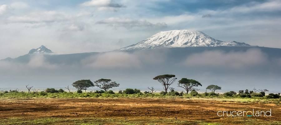 viajes en crucero por África