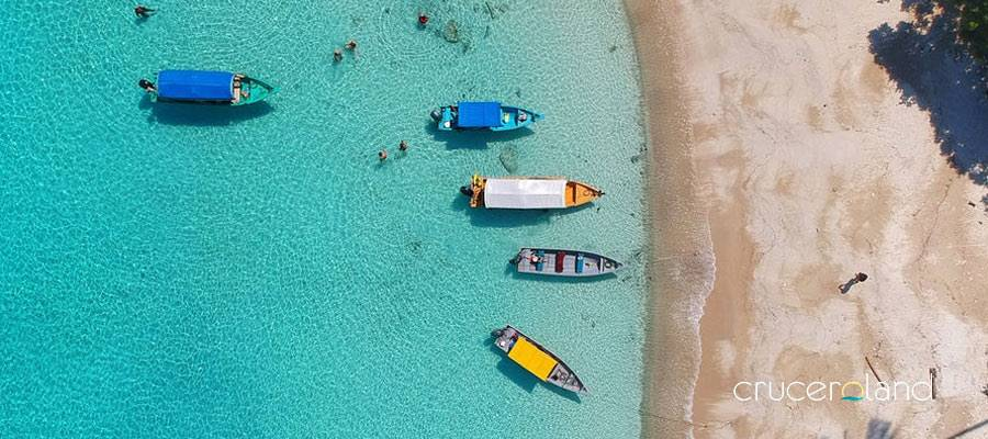 vacaciones en el caribe con Disney