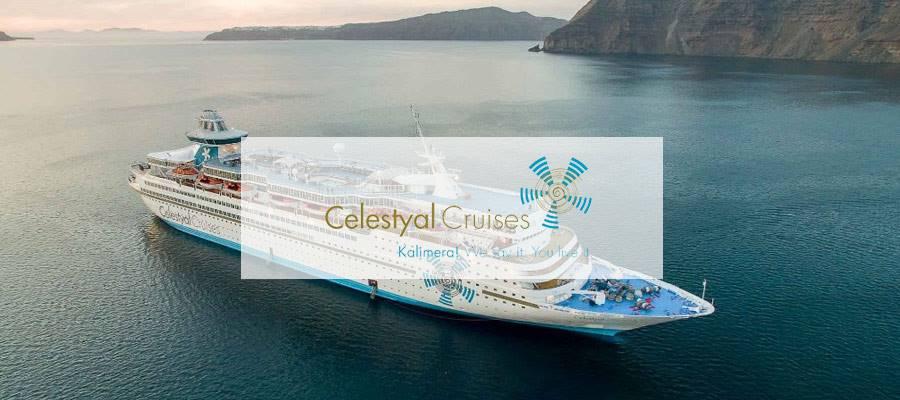 Cruceros Celestial Cruises