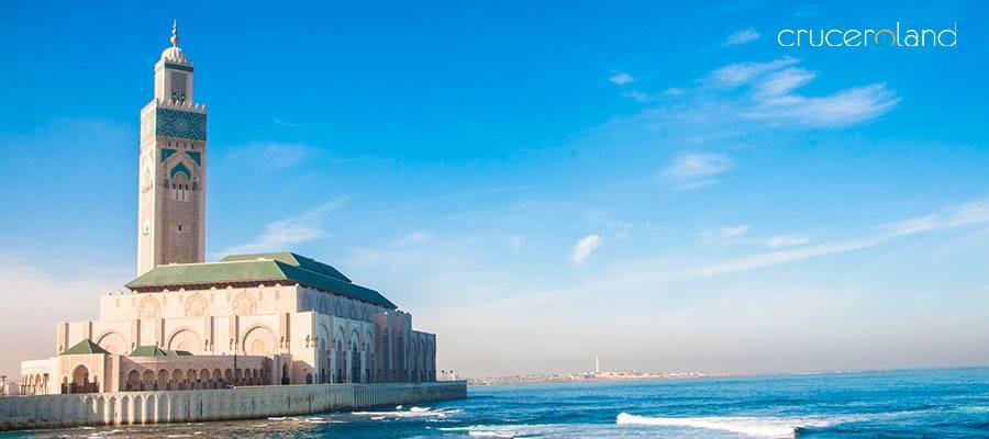 Oferta crucero por Marruecos