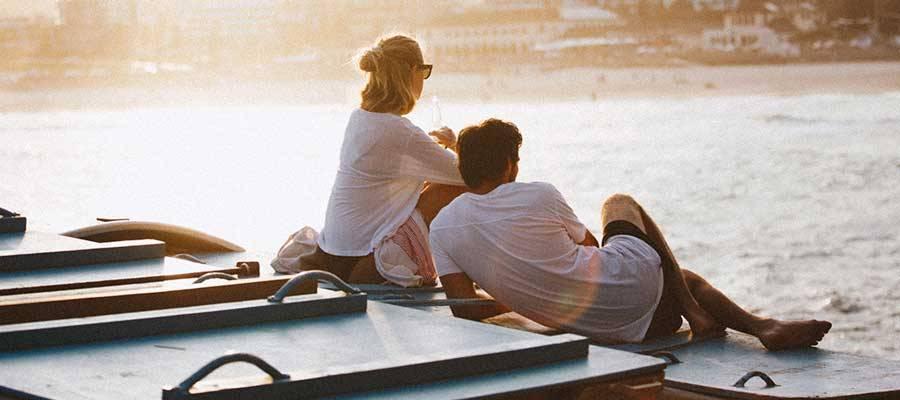 Encontrar pareja en un crucero para solteros