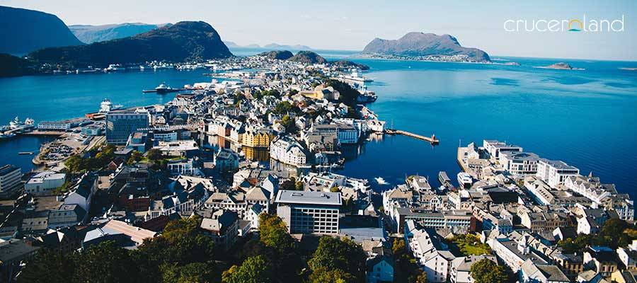 Crucero Noruega Alesund