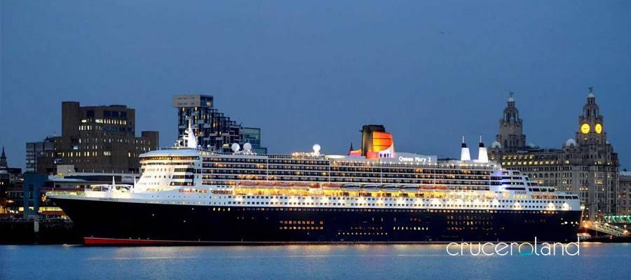Cruceros Cunard, cruceros de lujo