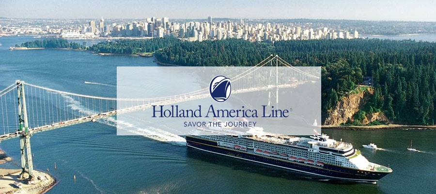 Compañía de cruceros Holland America Line