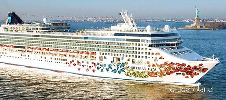 Cruceros Norwegian, ofertas y destinos