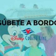 Información Cruceros con Disney Cruise Line