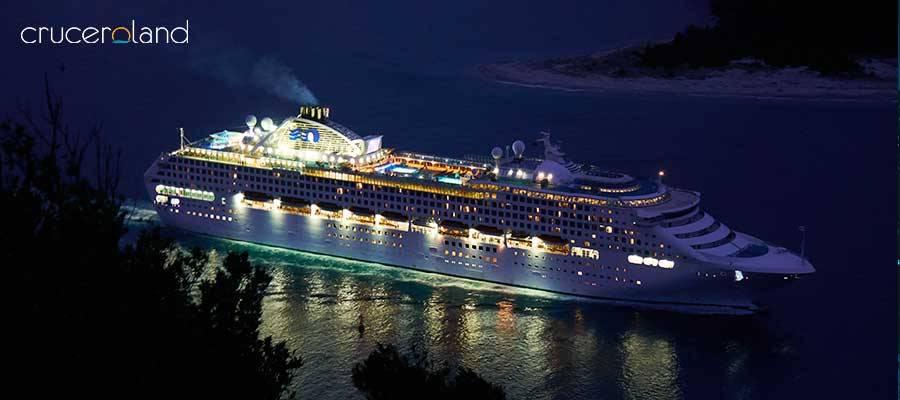 Compañias con cruceros para fin de año y navidad
