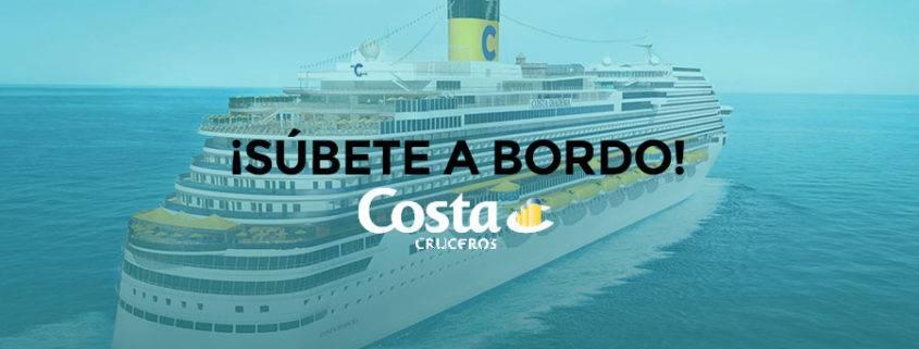Toda información cruceros de Costa Cruceros