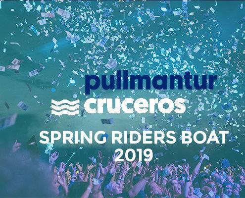 Crucero para jóvenes: Spring Riders Boat