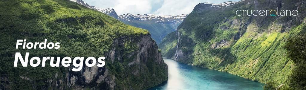 Banner Fiordos Noruegos