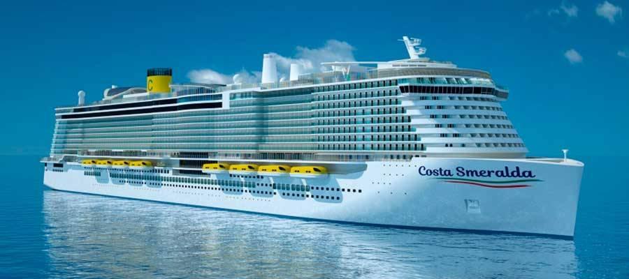 Costa Smeralda nuevo crucero 2019