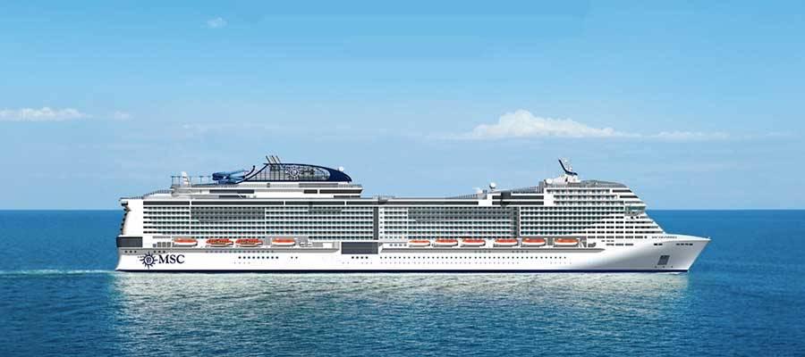 MSC Grandiosa crucero 2019