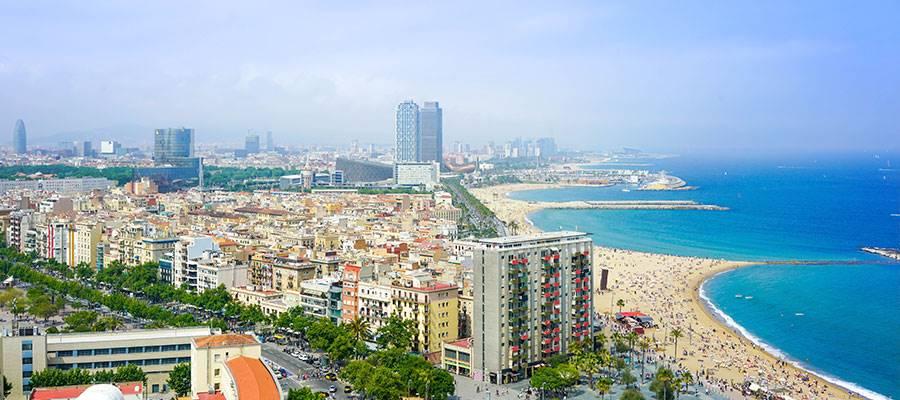 Cruceros con salida terminal Barcelona