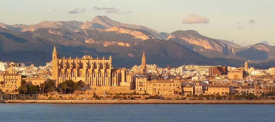 Cruceros en Palma de Mallorca