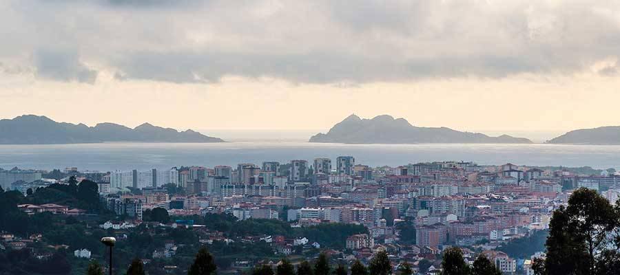 Cruceros en Vigo