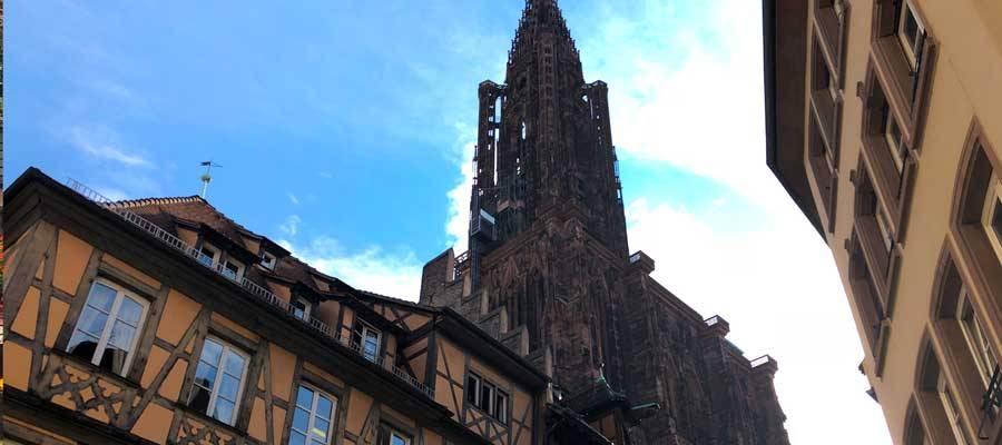 Catedral de Estrasburgo visitar