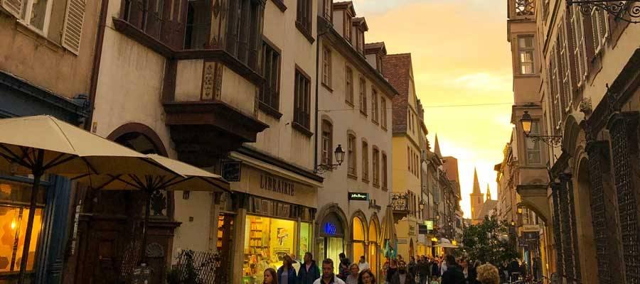 Visitar el casco antiguo de Estrasburgo