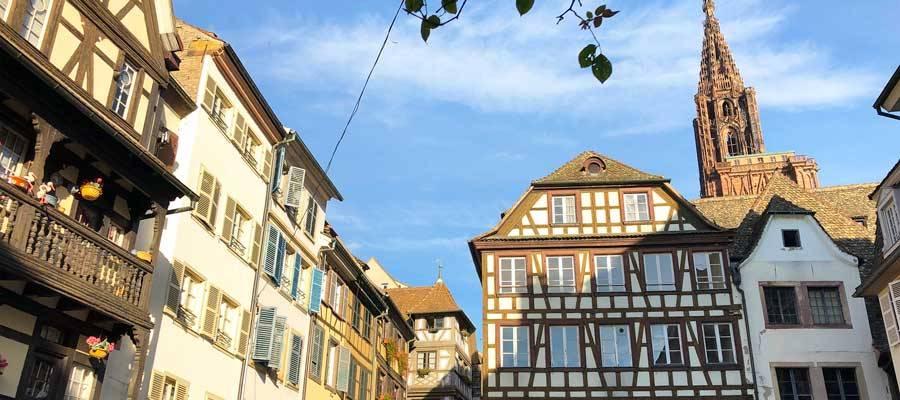 Visitar Estrasburgo tiempo